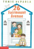 Book cover: '26 Fairmount Avenue'
