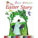 Book cover: 'The Easter Story""