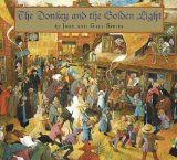 Book cover: 'The Donkey and the Golden Light'