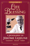 Book cover: 'Life is a Blessing'