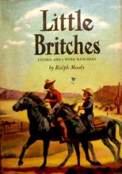 """Book Cover for """"Little Britches"""""""