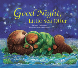 Book cover: 'Good Night, Little Sea Otter'
