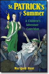 Book cover: 'St Patricks Summer'