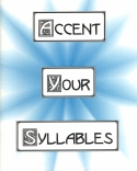 Book cover: 'Accent Your Syllables'