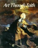 Book cover: 'Art Through Faith'