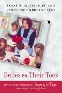 Book cover: 'Belles On Their Toes'
