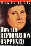Book cover: 'How the Reformation Happened'
