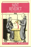 Book cover: 'Saint Benedict: The Story of the Founder of the Western Monks'