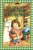 Book cover: 'Little House in the Big Woods'