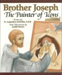 Book cover: 'Brother Joseph: The Painter of Icons'