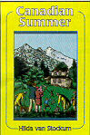 Book cover: 'Canadian Summer'