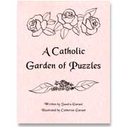 Book cover: 'A Catholic Garden of Puzzles'