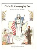 Book cover: 'Catholic Geography Bee'
