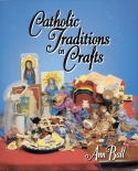 Book cover: 'Catholic Traditions in Crafts'