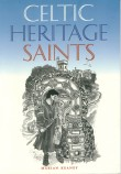 Book cover: 'Celtic Heritage Saints'
