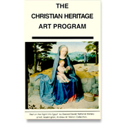 Book cover: 'Christian Heritage Art Program'