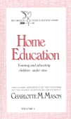Book cover: 'The Original Home Schooling Series'