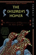 Book cover: 'The Children's Homer: The Adventures of Odysseus and the Tale of Troy'