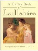 Book cover: 'A Child's Book of Lullabies'