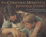 Book cover: 'The Christmas Miracle of Jonathan Toomey'