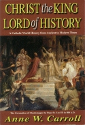 Book cover: 'Christ the King Lord of History'