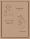 Book cover: 'Copernicus, Galileo and the Catholic Sponsorship of Science'