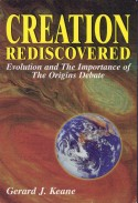 Book cover: 'Creation Rediscovered'