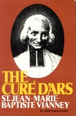 Book cover: 'The Cure D'Ars: St. Jean-Marie-Baptiste Vianney'