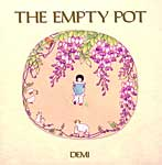 Book cover: 'The Empty Pot'