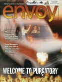 Book cover: 'Envoy Magazine'