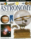 Book cover: 'Eyewitness: Astronomy'