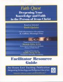 Book cover: 'Faith Quest: Deepening Your Knowledge and Faith in the Person of Jesus Christ'