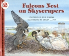 Book cover: 'Falcons Nest on Skyscrapers'