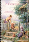 Book cover: 'A Family Journal: A Homeschooling Mother's Companion'