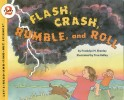 Book cover: 'Flash, Crash, Rumble and Roll'
