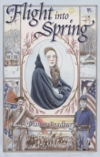 Book cover: 'Flight into Spring'