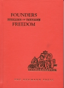 Book cover: 'Founders of Freedom'