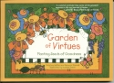 Book cover: 'Garden of Virtues: Planting Seeds of Goodness'