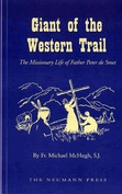 Book cover: 'Giant of the Western Trail'