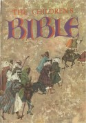 Book cover: 'Golden Children's Bible'