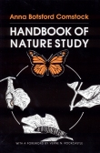 Book cover: 'Handbook of Nature Study'