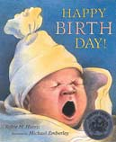 Book cover: 'Happy Birth Day!'