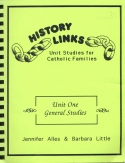 Book cover: 'History Links - General Studies and Ancient Egypt'