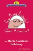 Book cover: 'How Many Animals?/Quot Animalia?: An I Am Reading Latin Book'
