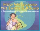 Book cover: 'How We Learned the Earth is Round'