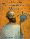 Book cover: 'The Librarian Who Measured the Earth'