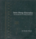 Book cover: 'Into Deep Eternity: An introduction to Emily Dickinson'