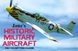 Book cover: 'Jane's Historic Military Aircraft: Recognition Guide'