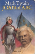Book cover: 'Joan of Arc'