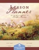 Book cover: 'Lesson Planner'